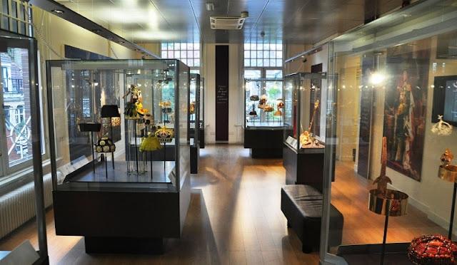 Importância dos diamantes para Amsterdã