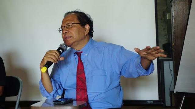 Rizal Ramli: Impor Pangan Sumber Dana Politik yang Besar