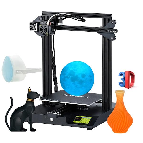 Precisas de uma boa impressora 3D? Vê esta LOTMAXX SC-10