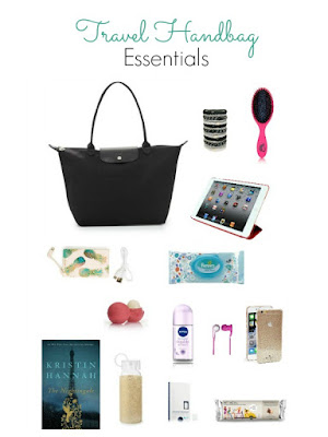 Everything you might need during a flight or road/boat trip