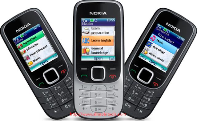 Nokia 2330c Flash File