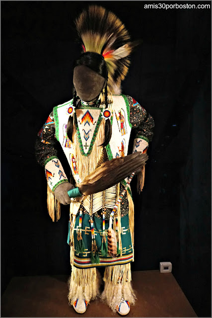 Lakota Men's Northern Traditional Dance de la Exposición Circle of Dance