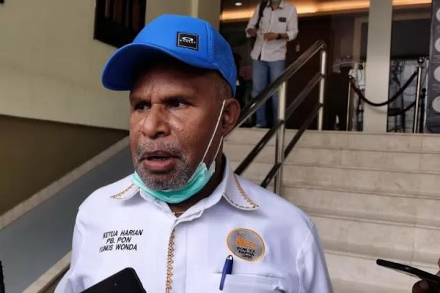 Masyarakat diminta berpartisipasi sukseskan penyelenggaraan PON Papua