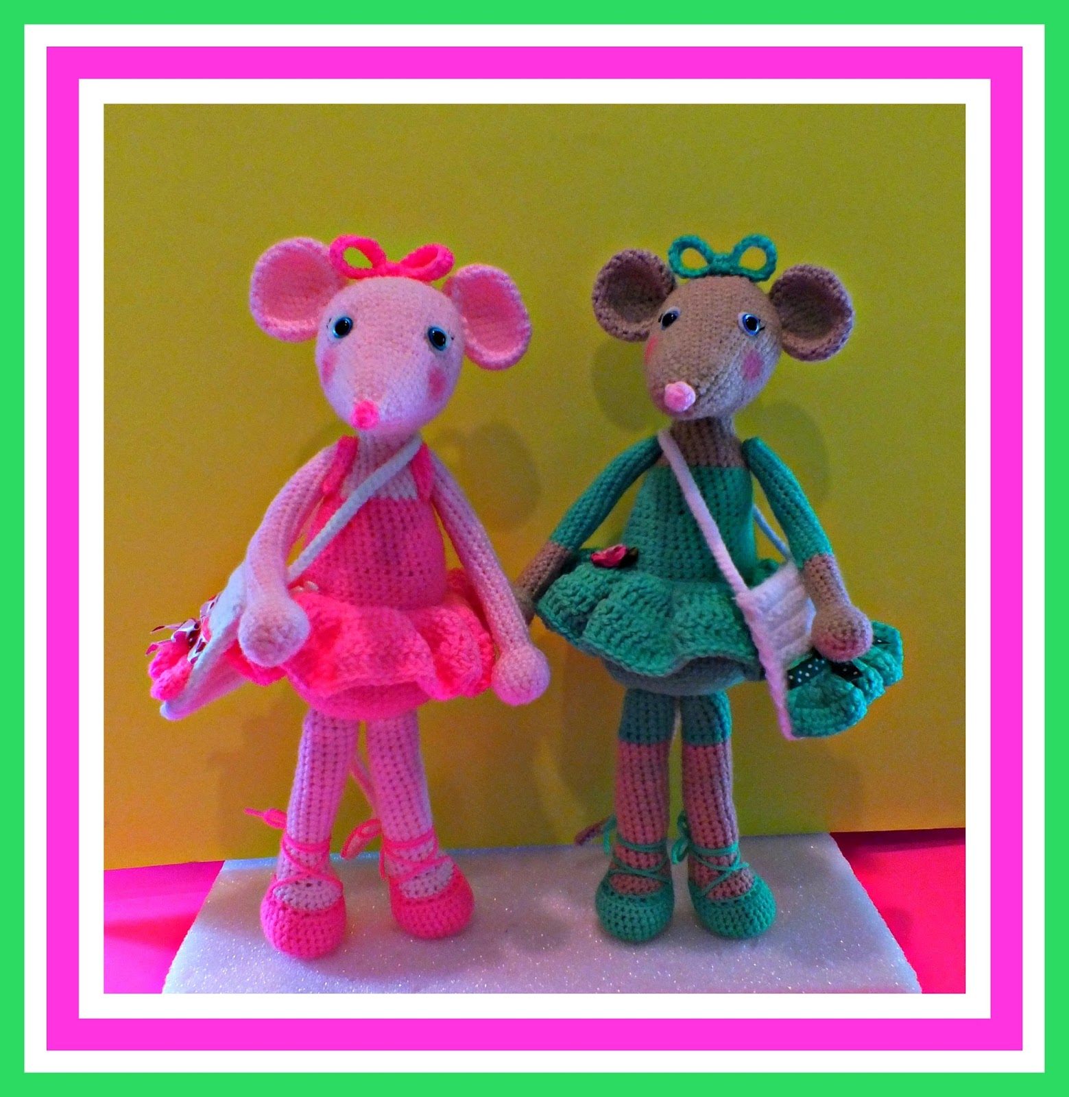 Stay at home and crochet - amigurumi patterns of week 5   lilleliis   1600x1559
