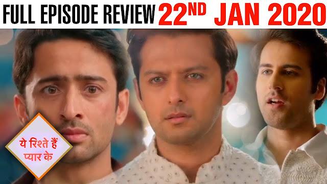 Big Twist : Eye opener for Nishant as Abeer takes stand for Mishti in Yeh Rishtey Hai Pyaar Ke