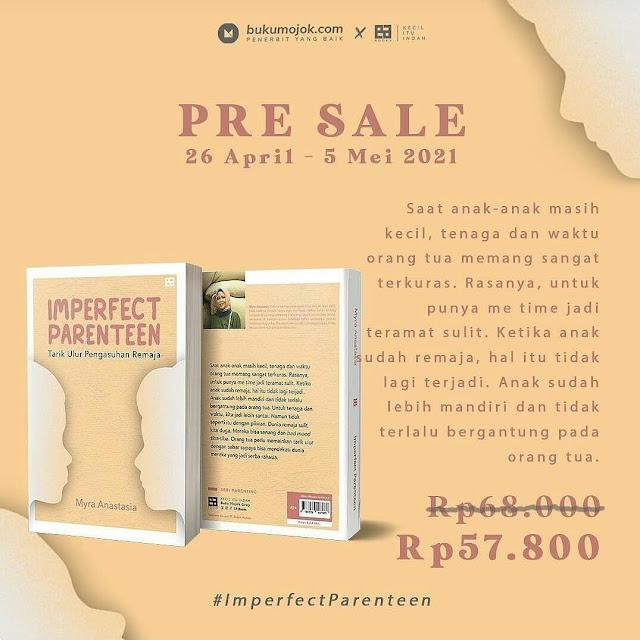 harga buku imperfect parenteen