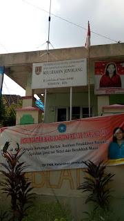 Proyek Vertikal Blind Kantor kelurahan Njomblang Semarang