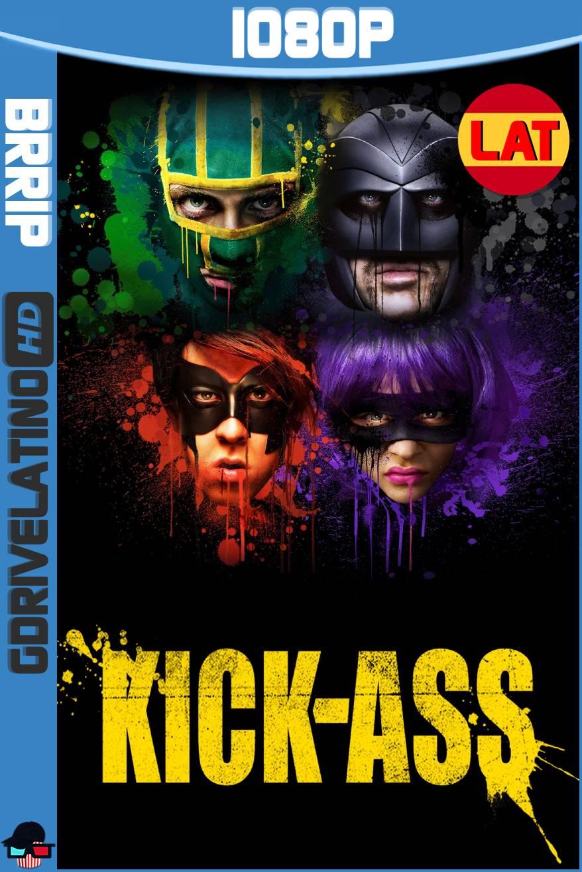 Kick-Ass (2010) BRRip 1080p Latino-Ingles MKV
