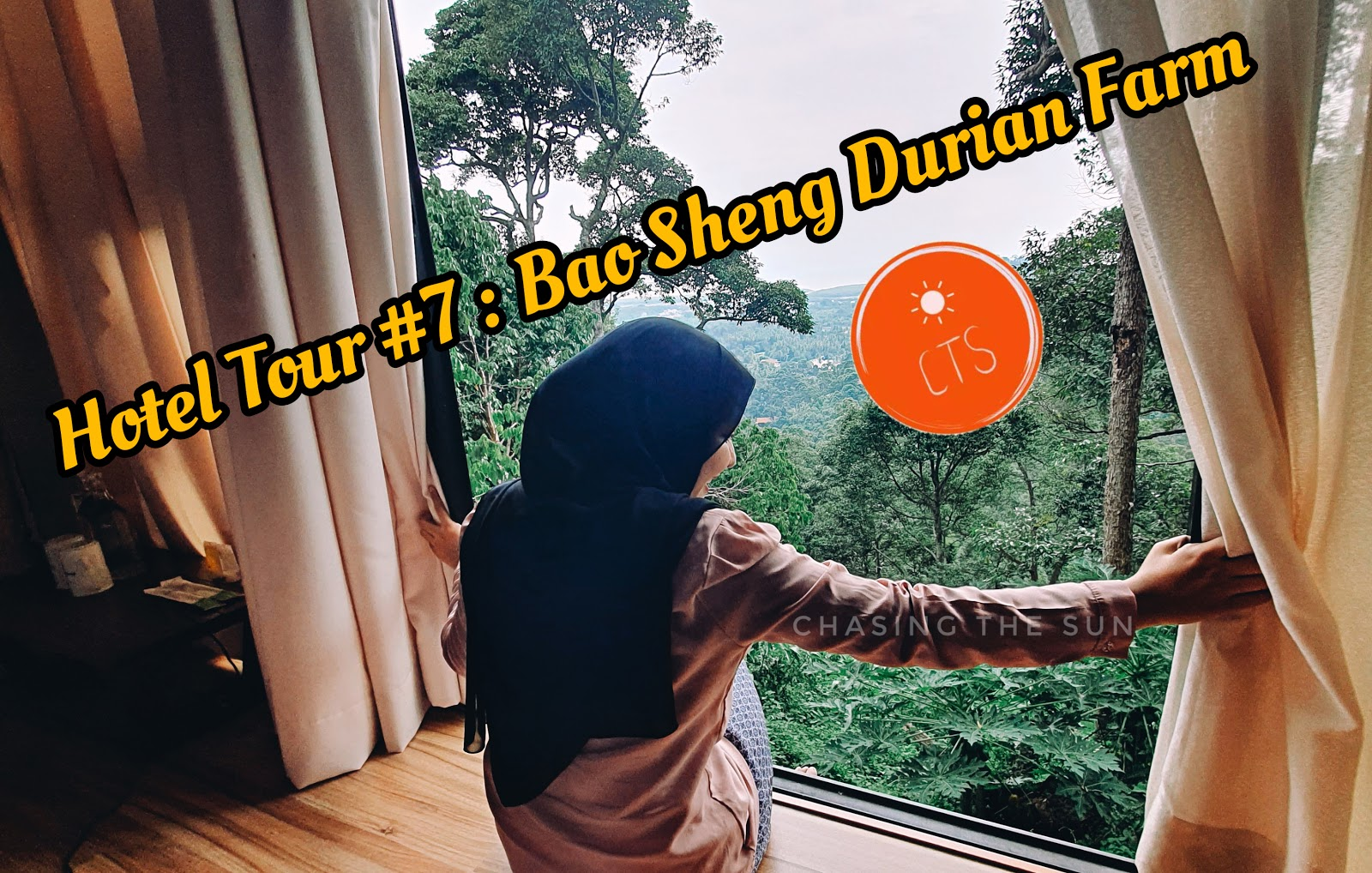Hotel Tour #7 : Bao Sheng Durian Farm | Nature Retreat in Balik Pulau, Best Tak?