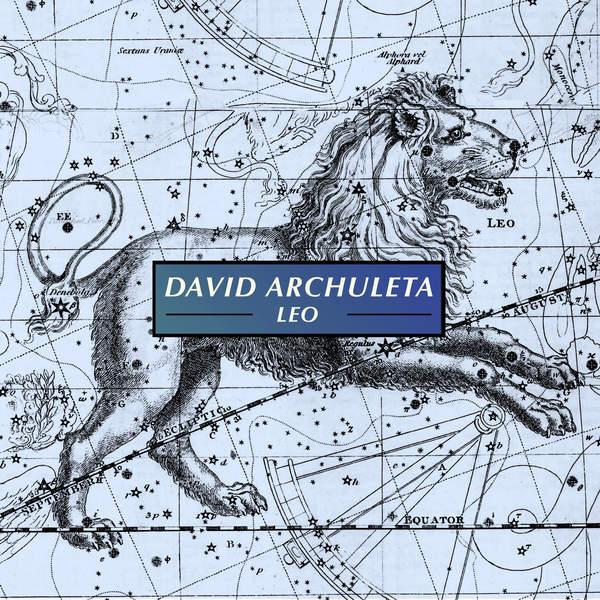 David Archuleta - Leo - EP Cover