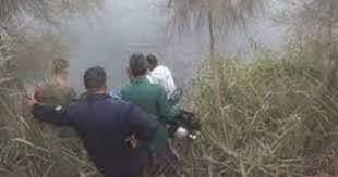 مصرع طفلة غرقا سقطت داخل ترعة البوره فى البلينا بسوهاج
