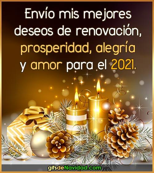 mensajes de feliz año nuevo 2021