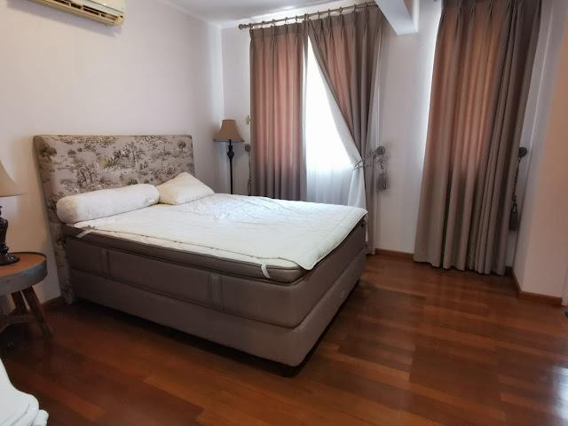 master bedroom lebak bulus
