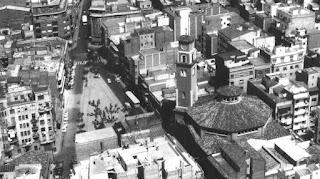 Plaça Espanyola (Años 70)