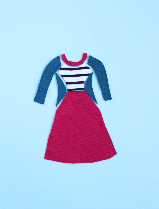 Five Tips for Making a Colour Blocked Dress - Tilly and the Buttons