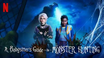 A Babysitters Guide to Monster Hunting (2020) Hindi 300mb Movies Dual Audio 480p