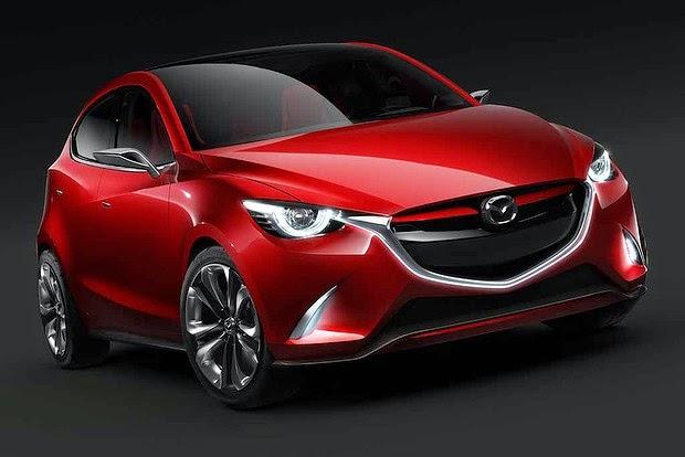 Spesifikasi Lengkap Mobil Mazda2