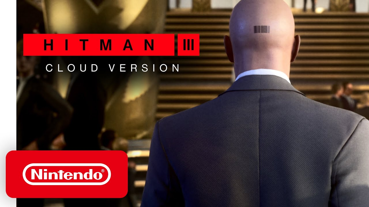 Control is already available on Switch, next in line is Hitman III.