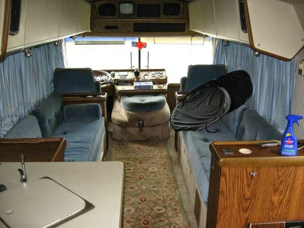 Used RVs 1980 Bluebird Wanderlodge Motorhome For Sale by Owner