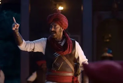 Tanhaji The Unsung Warrior Ajay Devgn Dialogues, Tanhaji Movie Dialogues, Best Lines