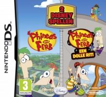 Rom Phineas and Ferb 2 Disney Games NDS