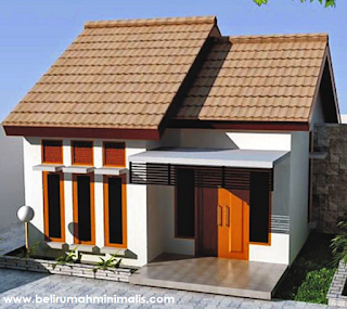 Desain dan Denah Rumah Minimalis Sederhana Type 21 4