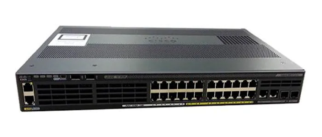 A Brief Review of Cisco Catalyst 2960X