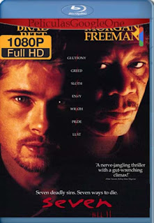 Seven [1995] [1080p BRrip] [Latino-Inglés] [GoogleDrive] RafagaHD