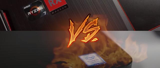 Nên mua CPU Intel hay CPU AMD?