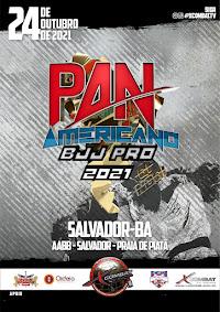 Panamericano X-Combat BJJ Pro 2021