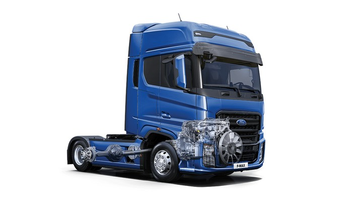 Sistemas de transmissões automatizadas ZF são destaques nos novos caminhões Ford