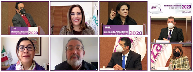 Instituciones autónomas son un componente central del diseño democrático mexicano: Ibarra Cadena