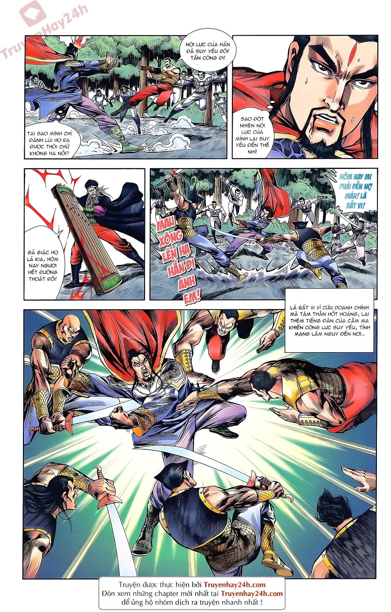 Tần Vương Doanh Chính chapter 45 trang 29