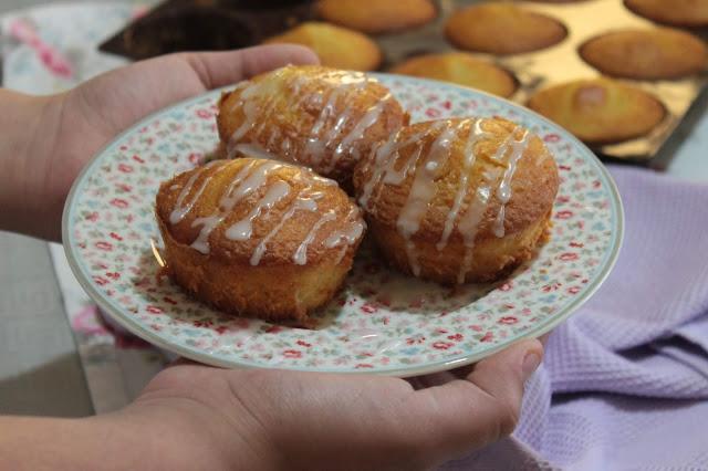 Ricetta muffin al limone facili e veloci