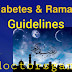Fasting and Diabetes guidelines | Nutritional Advice for Diabetes Patients in Ramadan 2021