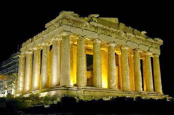 Αρχαία μνημεία του κόσμου που… στέκονται στα πόδια τους! (εικονες)