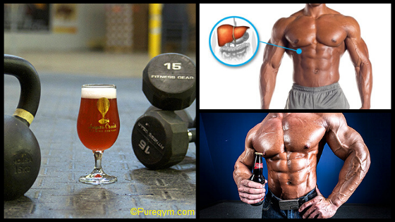 Bodybuilding Tips: Effects of Alcohol on Muscle Growth