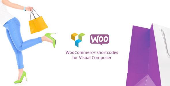 Woocommerce shortcodes for Visual Composer v1.7.1
