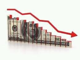 هبوط حاد للدولار رغم توقع إنتعاش الأقتصاد الامريكي و اليورو تحت الخطر