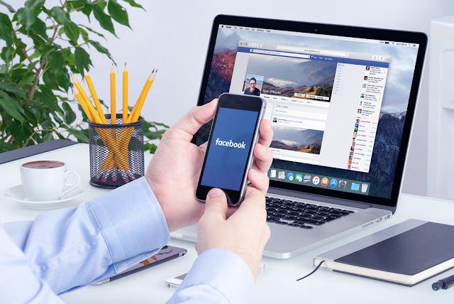 استراتيجية التسويق الإلكتروني عبر فيس بوك