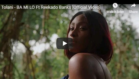 HITGALAXY: TOLANI FT REEKADO BANKS