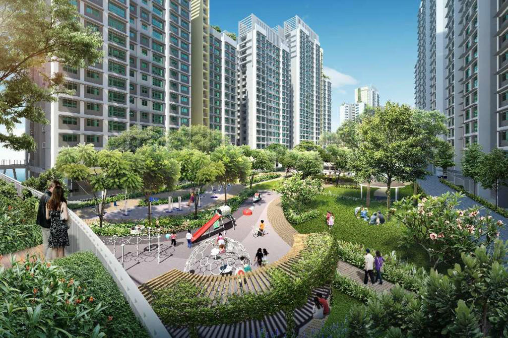 Future HDB estates to be 'nature-centric'