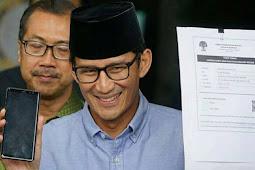 Tampil Di ILC, Sandi Bantah Berita Hoax Dan Fitnah Soal Mahar Politik