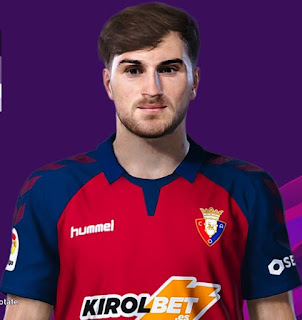 PES 2020 Faces José Arnaiz by Rachmad ABs
