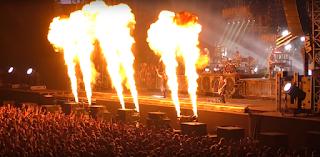 Rammstein we Wrocławiu - relacja z koncertu