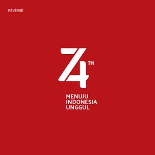 Tema dan Logo Peringatan  Hari Ulang Tahun Ke-74 Kemerdekaan     Republik Indonesia Tahun 2019