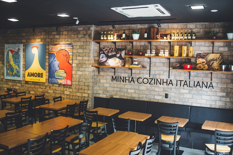 Spoleto cresce no país com o conceito minha cozinha italiana