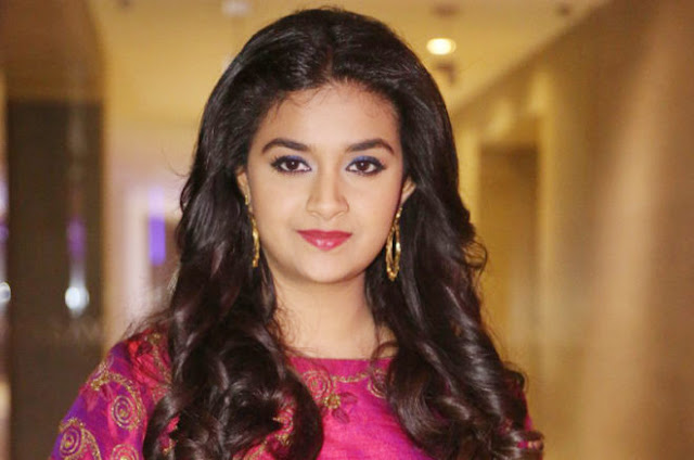 Beautiful Keerthi Suresh HD Wallpapers