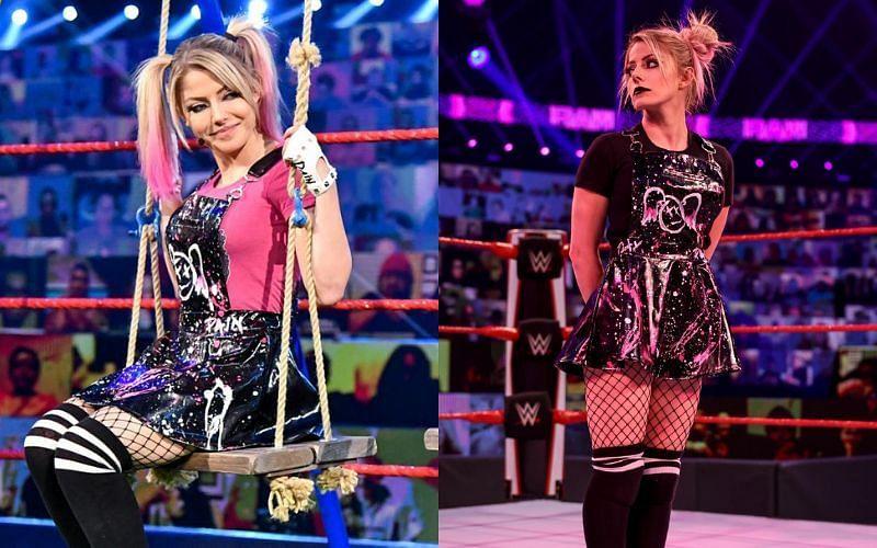 WWE considerou criar máscara sombria para Alexa Bliss