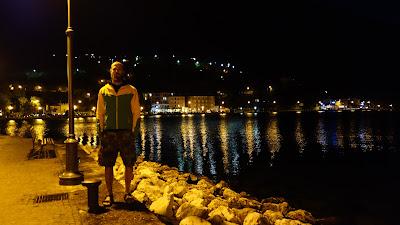 Strandpromenade von Torbole nach Riva